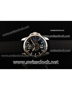 Chopard Miglia GT XL GMT SS Black ST1813 Automatic with GMT CP11093