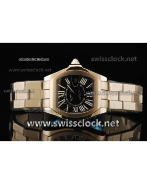Cartier Roadster SS Black Swiss ETA 2836 CA11101 | 1:1 Original