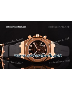 Audemars Piguet City Of Sails RG Black A-7750-DD/4144 AP201304220276