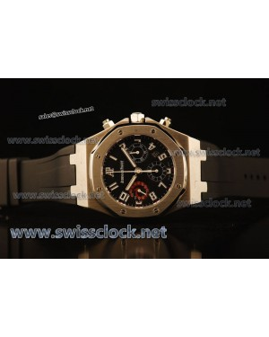 Audemars Piguet City of Sails Limited Edition SS Black Asia 7750/4141-4.5H AP11148
