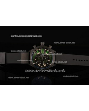 Welder Chrono K38-702 PVD Black OS10 Quartz WD201310093862 | 1:1 Original