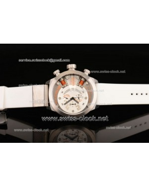 Welder Chrono K38-701 SS White/Gray OS10 Quartz WD201310093986 | 1:1 Original