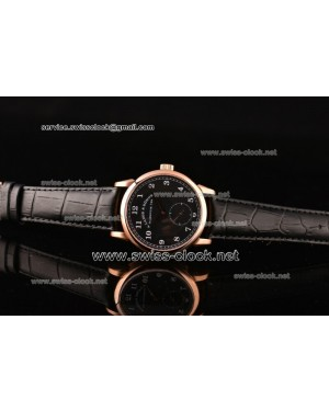 A.Lange&Sohne 1815 RG Black Dial ST Manual Winding 201403015597