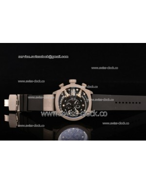 Welder K38-703 Chronograph SS Black Dial (White Spirit) OS10 Quartz 201501208320 (EF)
