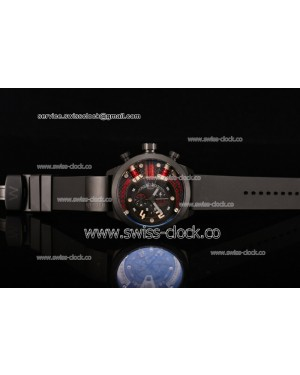 Welder K38-702 Chronograph PVD Black Dial (Red Spirit) OS10 Quartz 201501208347 (EF)