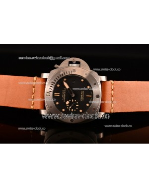 Panerai Luminor Submersible 1950 3 Days Automatic Ceramica PAM00305 SS Black AST25 201506153621