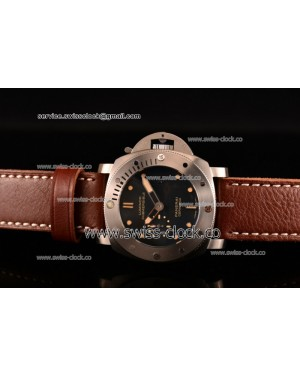 Panerai Luminor Submersible 1950 3 Days Automatic Ceramica PAM00305 Black Dial AST25 201506153636