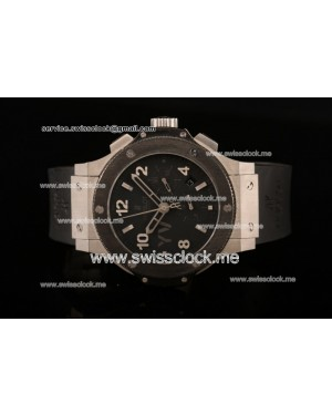 Hublot Big Bang Yankee Victor Chrono SS Black Dial A7750 201511092215