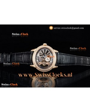 Audemars Piguet Millenary Rose Gold Skeleton Dial Miyota 9015 Automatic 201808296027