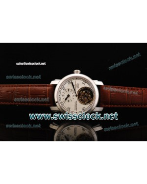 Vacheron Constantin Malte Regulator SS White Swiss ST8006 Tourbillon 201105100429