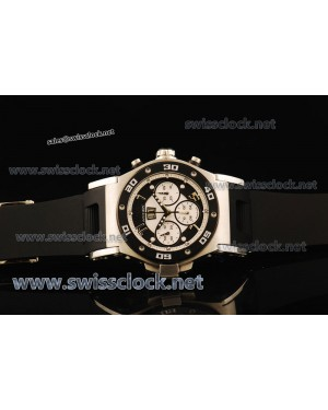 Hysek Abyss Explorer Chrono SS White-Black Asia 7750/4090 HY201106140346︱1:1 Original