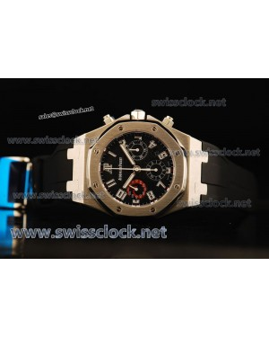 Audemars Piguet City of Sails Limited Edition SS Black Asia 7750/4141-4.5H AP11147