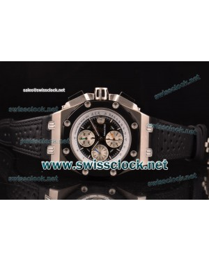 Audemars Piguet Rubens Barrichello SS Black A7750/2936-F2-1 Run 9@Sec AP201210182387