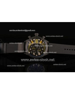 Welder Chrono K38-702 PVD Black OS10 Quartz WD201310093874 | 1:1 Original