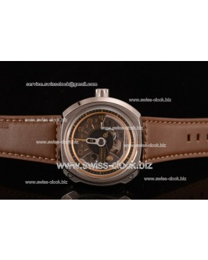SevenFriday V2-01 SS Brown Dial Auto 201604016787